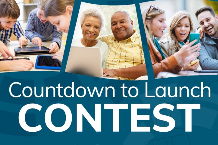 Countdown to Launch Contest graphic