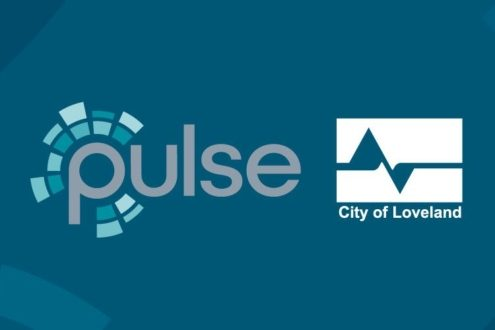City and public join Loveland's Pulse utility for groundbreaking next to new telecommunications hut