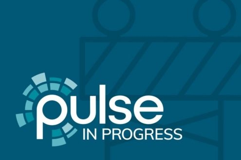 Pulse in progress logo