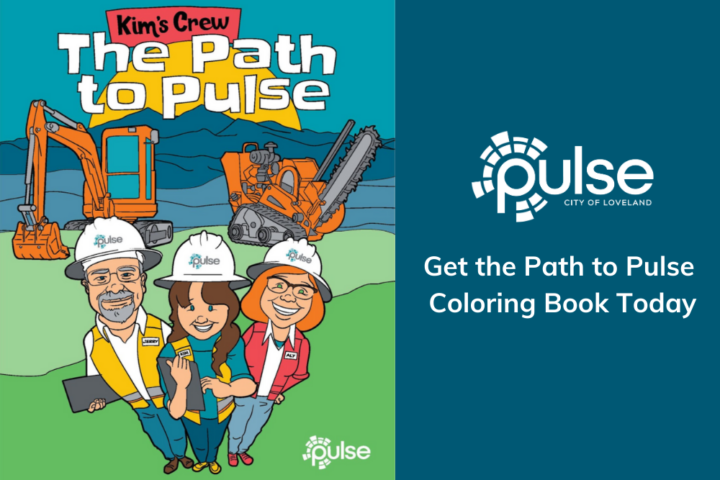Join us on the Path to Pulse with our new coloring book
